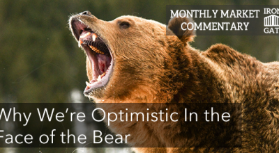 Why we're optimistic in the face of the bear