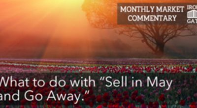 Market Commentary: What to Do With the Month of May