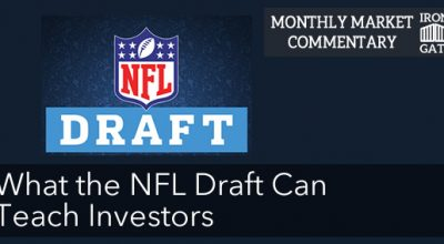 Market Commentary: What the NFL Draft Can Teach Investors