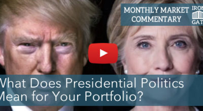 The Presidential Candidates and The Markets: What It Means