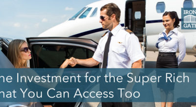 Middle Market: The Investment for the Super Rich That You Can Access Too