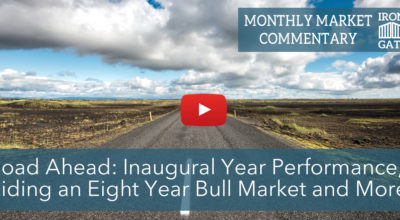 Market Commentary: Inaugural Year Lessons and What You Should Be Doing