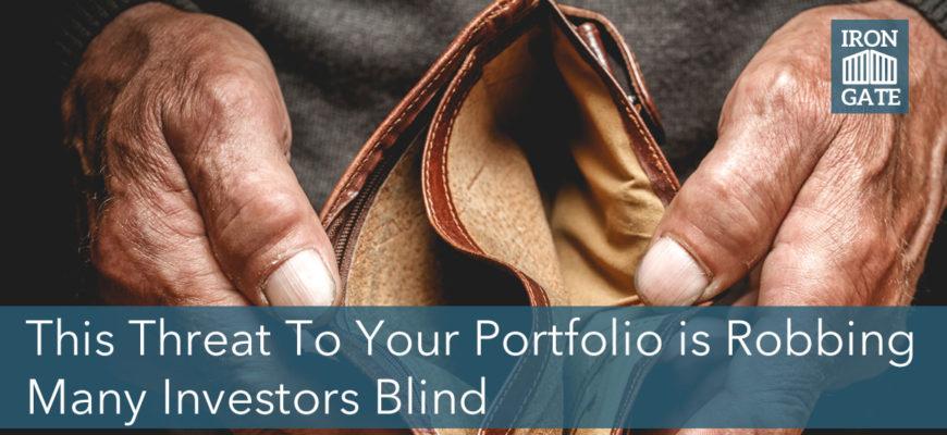 The Major Portfolio Threat Hiding In Plain Sight Of Most Investors