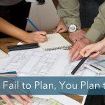 Finances - When You Fail to Plan You Plan to Fail