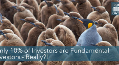 Podcast: Only 10% of Investors are Fundamental Investors – What?!